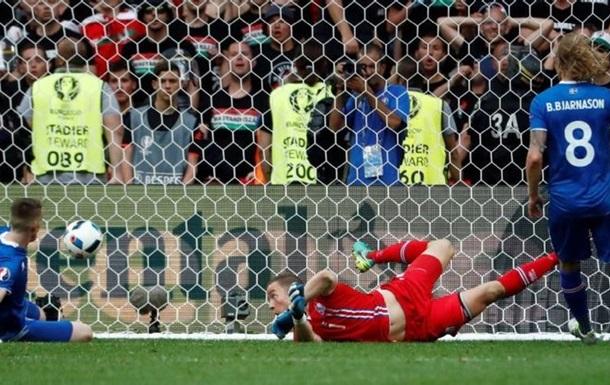 Исландцы вырвали победу на последних минутах