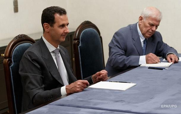 Президент Сирии поручил сформировать новое правительство
