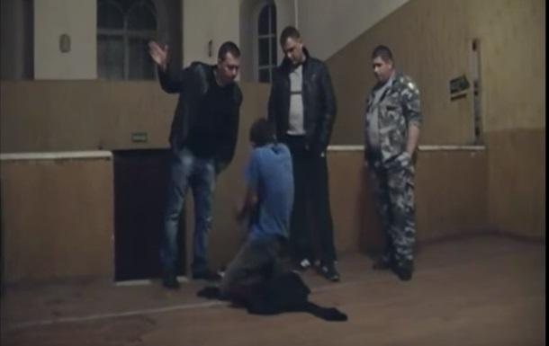 В Одессе копа уволили за издевательства над задержанным
