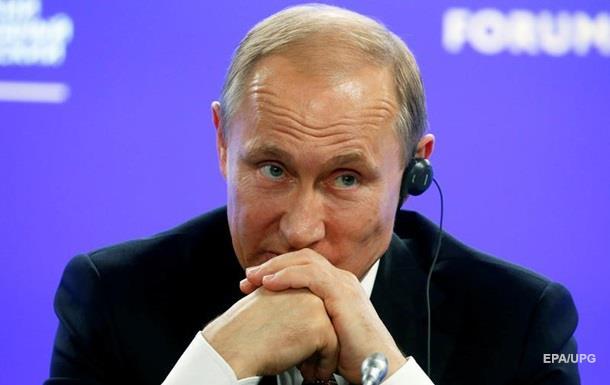 Путин о Brexit: Ждем диалога по санкциям