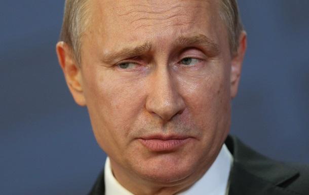 Путин призвал не ждать от РФ выполнения Минска-2