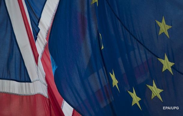 Запит  Що таке ЄС?  вийшов у топ британського Google