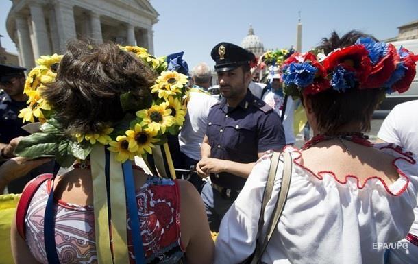 Отношения между россиянами и украинцами улучшились