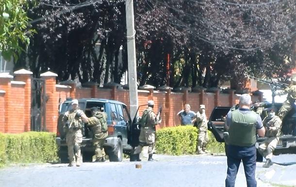 Мукачівських  стрільців звинуватили у тероризмі