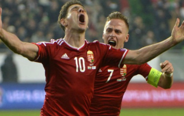 Золтан Гера - автор лучшего гола группового этапа Евро-2016