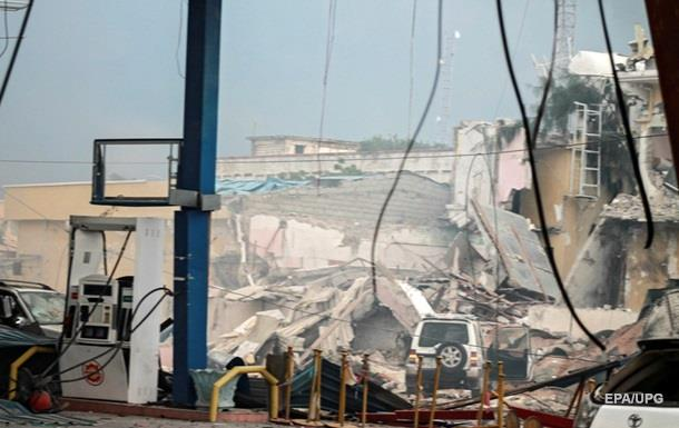 Террористы взяли заложников в отеле в столице Сомали
