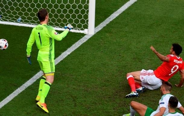 Уельс - другий чвертьфіналіст Євро-2016