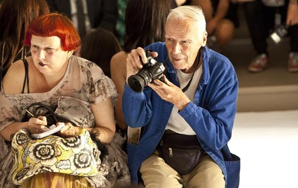 Умер легендарный fashion-фотограф Билл Каннингэм