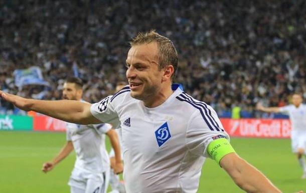 Гусєв продовжив контракт із Динамо