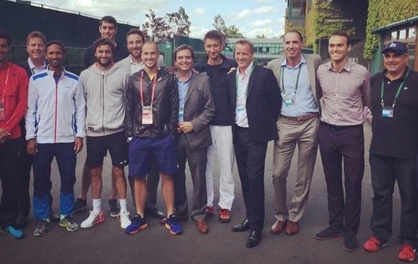 Стаховский был переизбран в Совет игроков ATP
