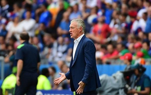Дешам: Проти британських команд завжди непросто грати