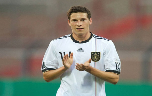 Дракслер - лучший игрок матча Германия - Словакия