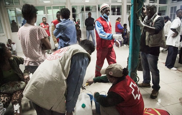 В Мадагаскаре на концерте взорвалась граната