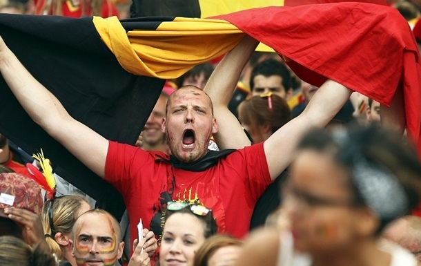 УЄФА оштрафував збірну Бельгії