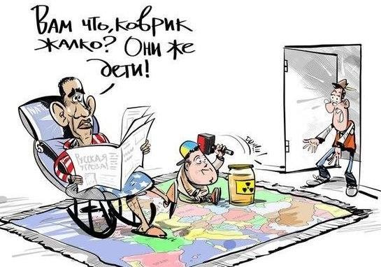 «Атомные» контракты Westinhouse на Украине как предвестник ядерного Армагеддона