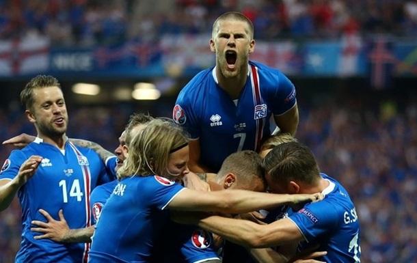Англія залишає Євро-2016