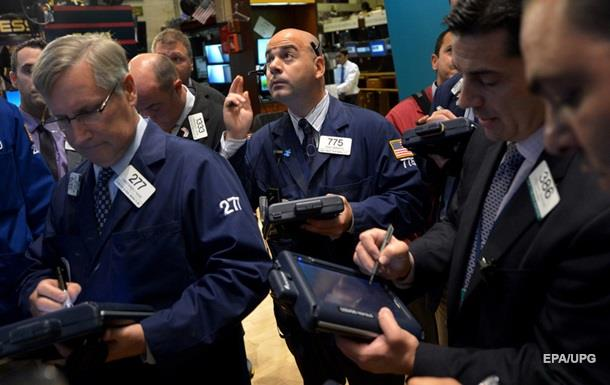 Торги на біржах США закрилися зниженням
