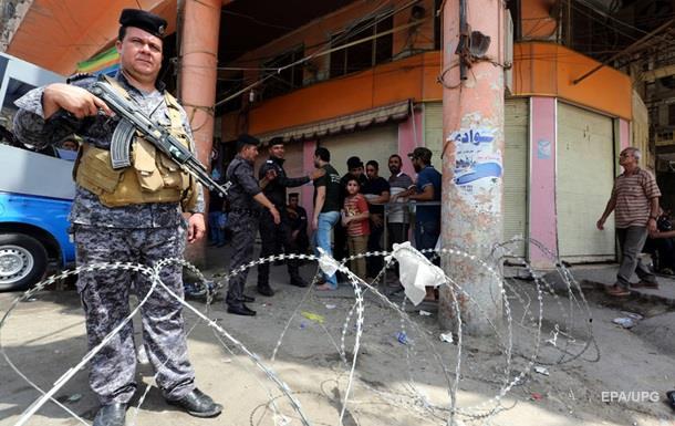 Около Багдада смертник совершил взрыв