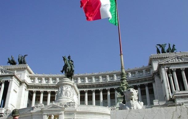Парламент Італії проти скасування санкцій щодо РФ