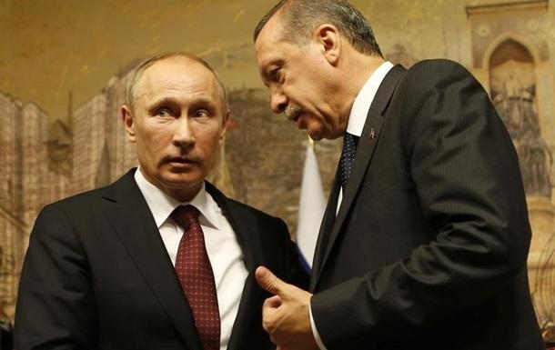 Кремль: Проблемы с Турцией не решить за пару дней