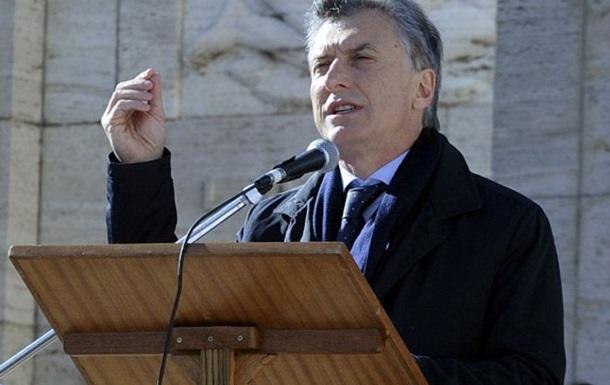 Президент Аргентины попросил Месси не уходить из сборной