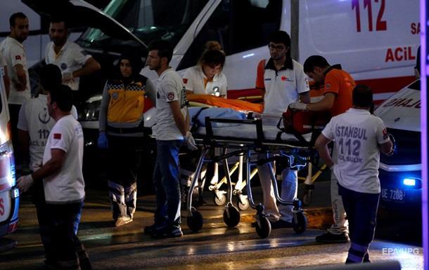 СМИ: Жертвами теракта в Стамбуле стали 50 человек