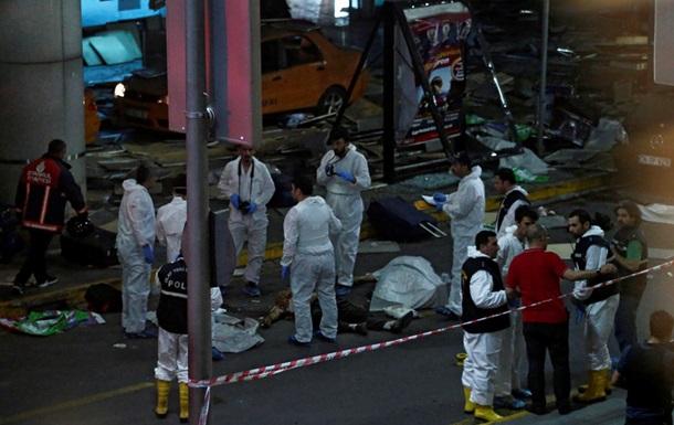Прем єр Туреччини: Під час вибухів загинули 36 осіб