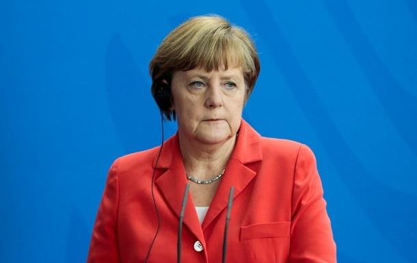 Меркель: Санкции против РФ продлены из-за Минска-2