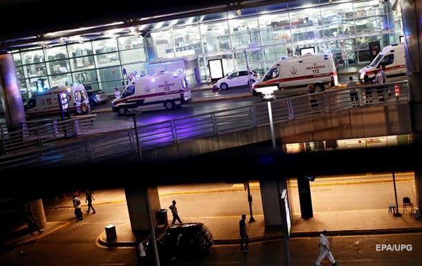 Прем єр Туреччини звинуватив ІД в атаці на аеропорт у Стамбулі