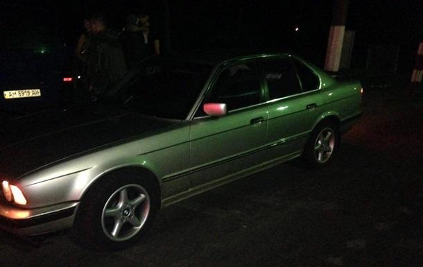 В Житомире задержали авто, из которого расстреливали собак