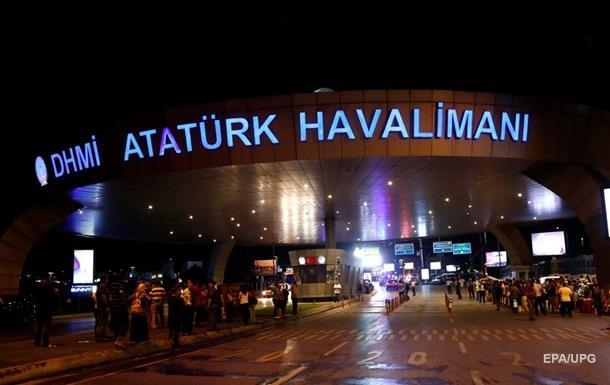 Украинцам рекомендуют воздержаться от поездок в Стамбул