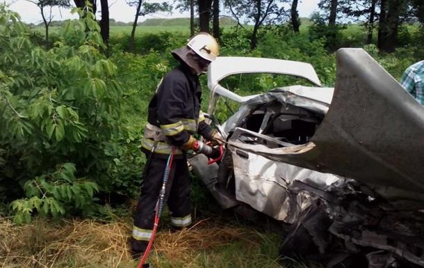 У ДТП на Кіровоградщині загинули три людини