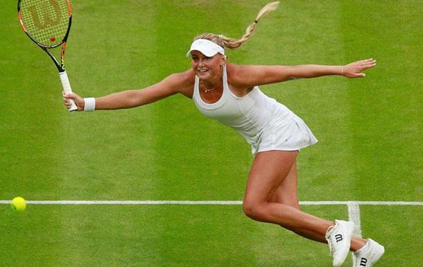 Уимблдон (WTA). Козлова безвольно уступает Радваньской