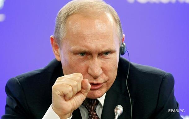 Путін продовжив санкції у відповідь до кінця 2017