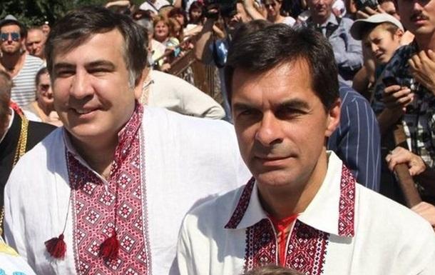 Первый заместитель Саакашвили подает в отставку