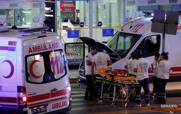 Зросла кількість постраждалих в Стамбулі українців