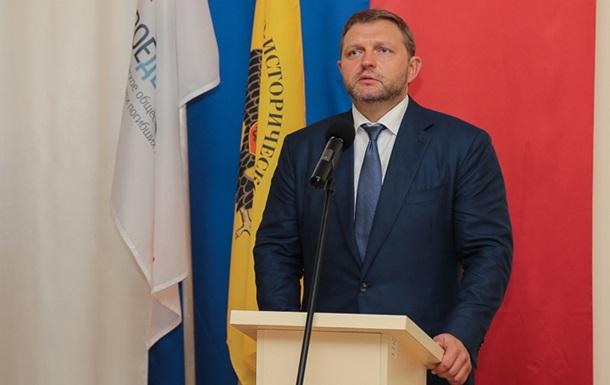 Задержанный на взятке российский губернатор объявил голодовку