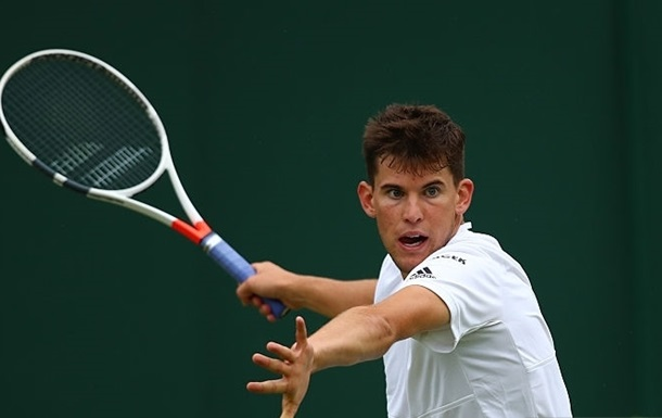 Вімблдон (ATP). Тім обігрує Майєра, Федерер і Джокович в третьому раунді