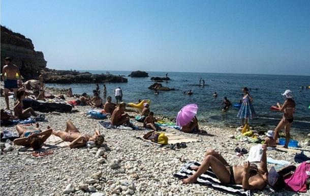 Турпоток в Крым оказался вдвое больше прогнозируемого - СМИ