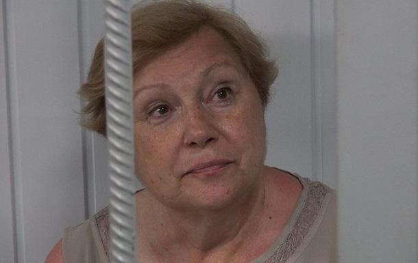 Суд заарештував майно комуністки Александровської