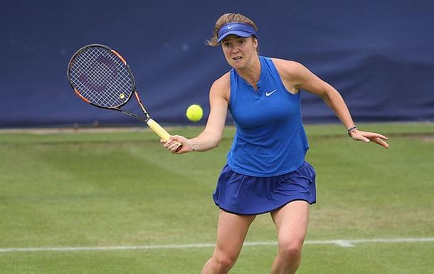 Вімблдон (WTA). Світоліна поступається Шведовій і покидає турнір