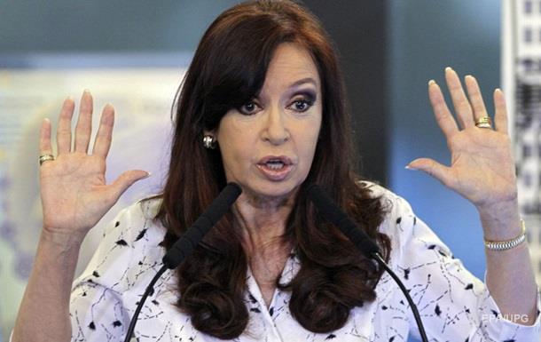 В домах экс-президента Аргентины проводятся обыски