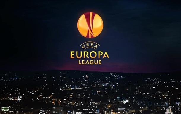 Результати перших матчів кваліфікації 1-го раунду Ліги Європи