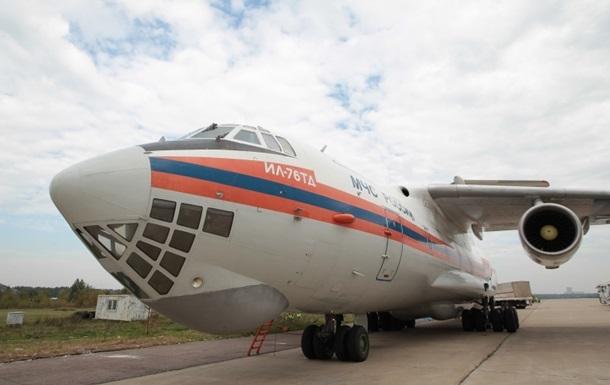 В России пропал самолет ИЛ-76