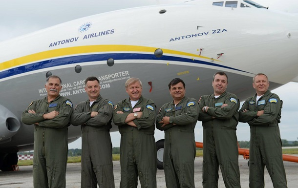 Ан-22 вернули в коммерческую эксплуатацию