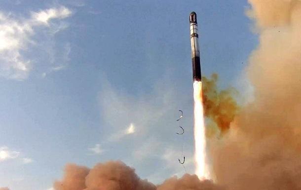 РФ перейменує ракету Дніпро і запустить без України
