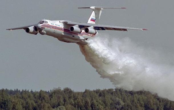 Зниклий у Росії Іл-76 розбився в тайзі - ЗМІ