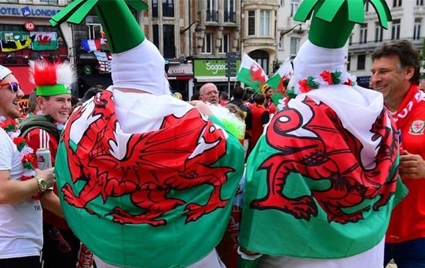 Матч Уельс - Бельгія не перенесуть через запізнення уболівальників