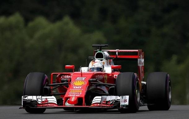 Формула-1. Гран-при Австрии. Феттель — лидер третьей тренировки, Росберг разбил болид