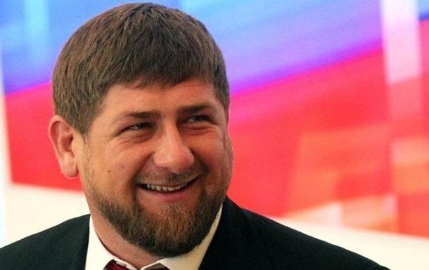 Кадиров знову вирішив іти в губернатори Чечні